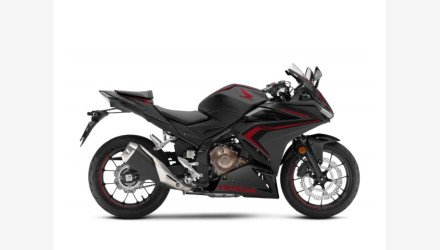2020 Honda CBR500R for sale 200870033