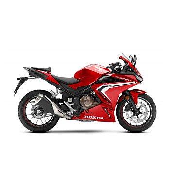 2020 Honda CBR500R for sale 200870036