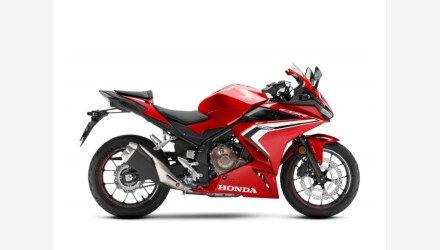 2020 Honda CBR500R ABS for sale 200875408