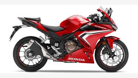 2020 Honda CBR500R for sale 200876178