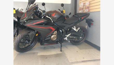 2020 Honda CBR500R for sale 200878681