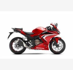 2020 Honda CBR500R for sale 200880857