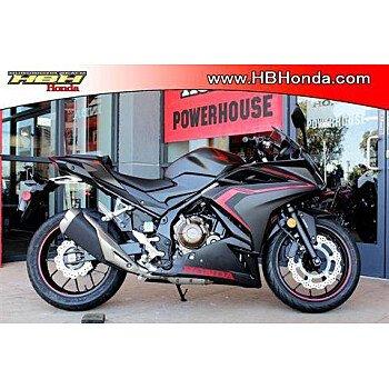 2020 Honda CBR500R ABS for sale 200923712