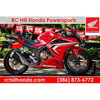 2020 Honda CBR500R ABS for sale 200930586