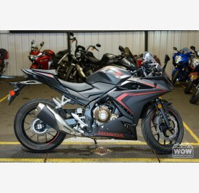 2020 Honda CBR500R for sale 201022439