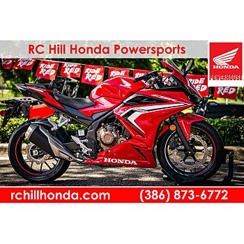 2020 Honda CBR500R for sale 201042212