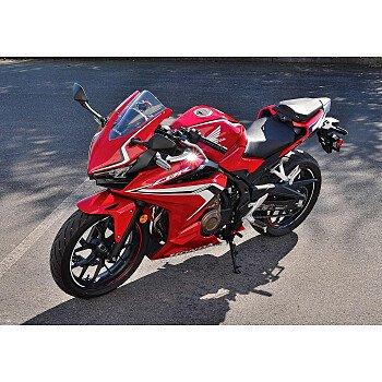 2020 Honda CBR500R for sale 201077130