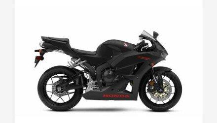 2020 Honda CBR600RR for sale 200917188