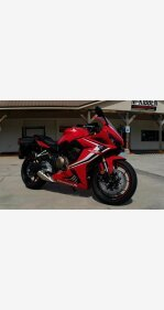 2020 Honda CBR650R for sale 200961294