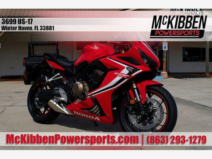2020 Honda CBR650R for sale 200961294