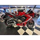 2020 Honda CBR650R for sale 200994313