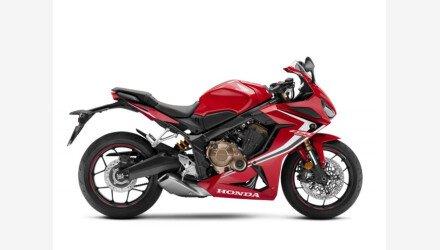 2020 Honda CBR650R for sale 201006712