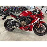 2020 Honda CBR650R for sale 201007884