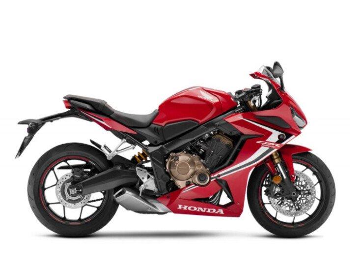 2020 Honda CBR650R for sale 201018322