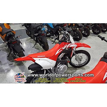 2020 Honda CRF110F for sale 200782661