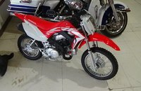 2020 Honda CRF110F for sale 200801256