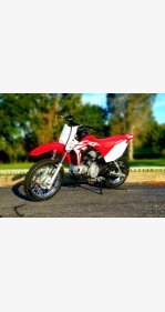 2020 Honda CRF110F for sale 200818740