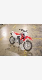 2020 Honda CRF110F for sale 200824671