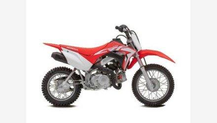 2020 Honda CRF110F for sale 200830820