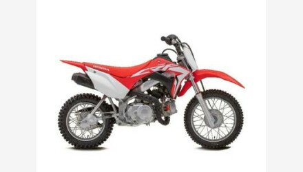 2020 Honda CRF110F for sale 200830822