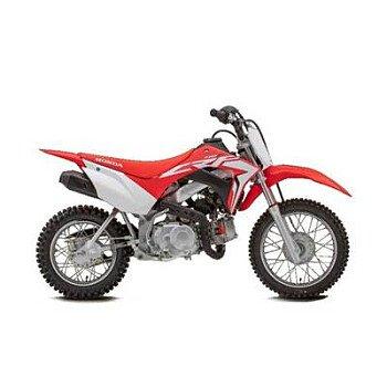 2020 Honda CRF110F for sale 200830835