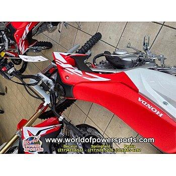 2020 Honda CRF125F for sale 200790732