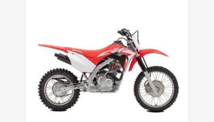 2020 Honda CRF125F for sale 200803361