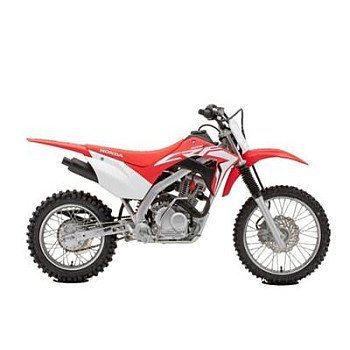 2020 Honda CRF125F for sale 200816128