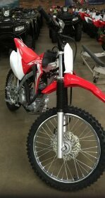 2020 Honda CRF125F for sale 200817235