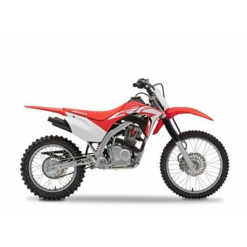 2020 Honda CRF125F for sale 200921410