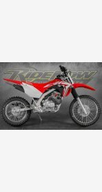 2020 Honda CRF125F for sale 200937142