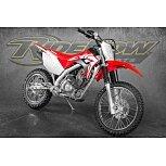 2020 Honda CRF125F for sale 200937142