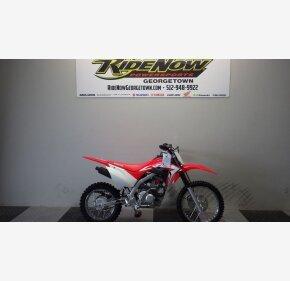 2020 Honda CRF125F for sale 200937774
