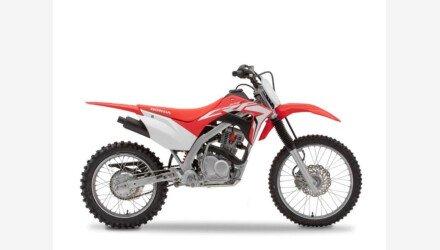 2020 Honda CRF125F for sale 200938142