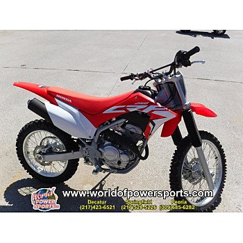 2020 Honda CRF250F for sale 200800797