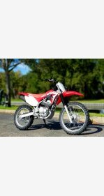 2020 Honda CRF250F for sale 200816478