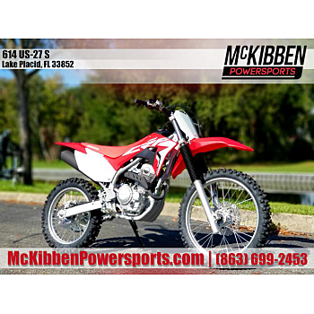 2020 Honda CRF250F for sale 200818769