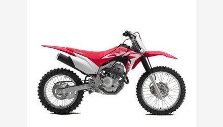 2020 Honda CRF250F for sale 200825437