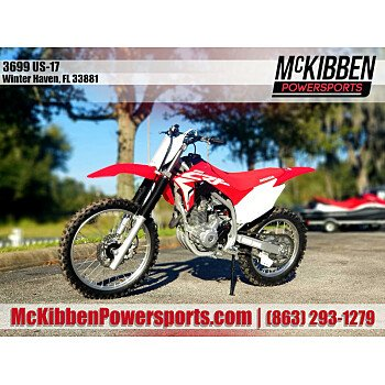 2020 Honda CRF250F for sale 200842295