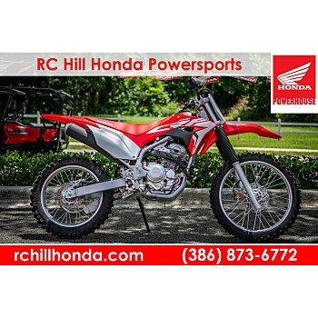 2020 Honda CRF250F for sale 200852011