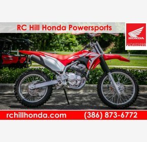 2020 Honda CRF250F for sale 200966349