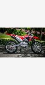 2020 Honda CRF250F for sale 201042213