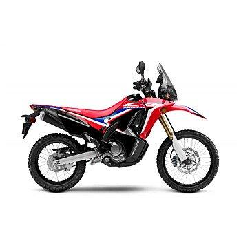 2020 Honda CRF250L for sale 200865578
