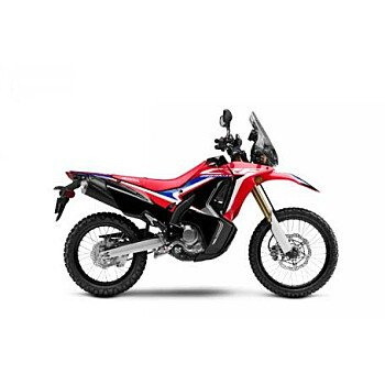 2020 Honda CRF250L for sale 200886400
