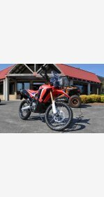 2020 Honda CRF250L for sale 200907610