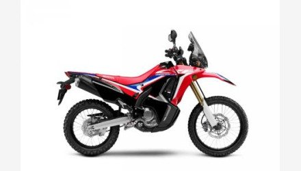 2020 Honda CRF250L Rally for sale 200924449