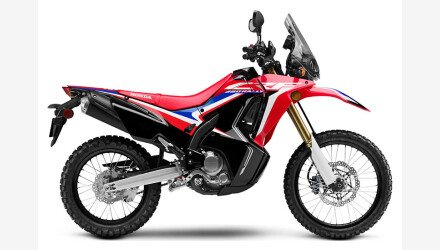 2020 Honda CRF250L for sale 200926417