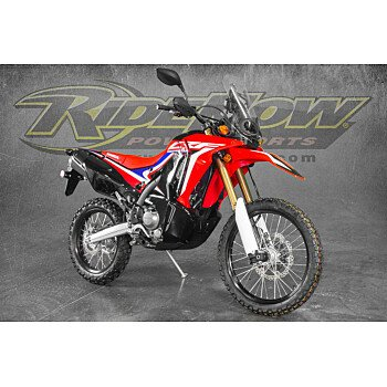 2020 Honda CRF250L for sale 200975025