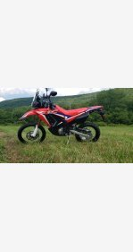 2020 Honda CRF250L Rally for sale 200976020