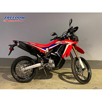 2020 Honda CRF250L Rally for sale 200988126